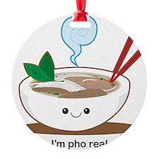 Pho Ornament