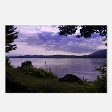 Sunrise at Lake Pleasant Postcards (Package of 8)
