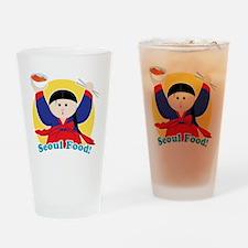 Seoulfood Drinking Glass