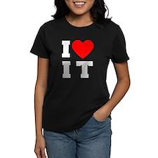 I Luv It Heart Tee