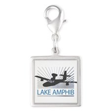 Aircraft Lake Amphibian Charms