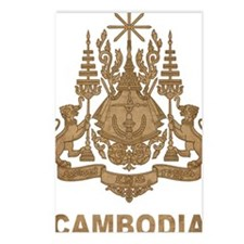 Cambodia1 Postcards (Package of 8)