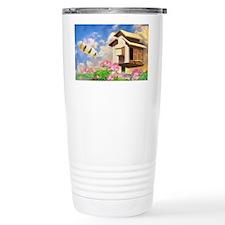 MagicFeather_LargePoster_35x23 Travel Mug