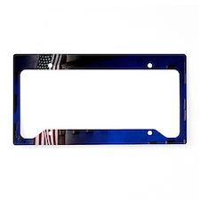 PMF Mini PP License Plate Holder