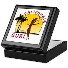 CaliforniaGurlzDark Keepsake Box