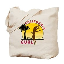 CaliforniaGurlzDark Tote Bag