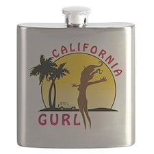 CaliforniaGurlzDark Flask