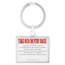 Take our country back, from Landscape Keychain