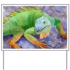 iguana-upsize Yard Sign