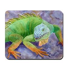 iguana-upsize Mousepad
