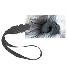 Nose Luggage Tag