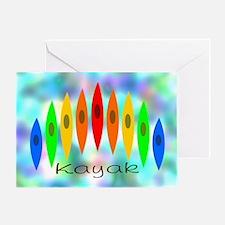Tintedrainbow Greeting Card
