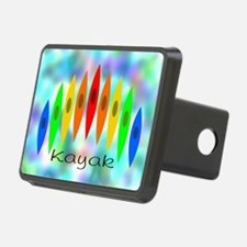 Tintedrainbow Hitch Cover