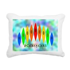 Tintedrainbow Rectangular Canvas Pillow