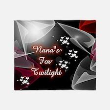 Nanas for Twilgiht Throw Blanket