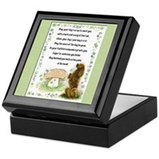 Blessing of the Dogs Keepsake Box
