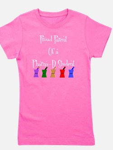 PharmD Proud Parent Girl's Tee