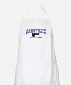 Asheville, North Carolina, NC, USA Apron