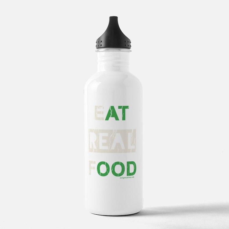 eatrealfood Water Bottle