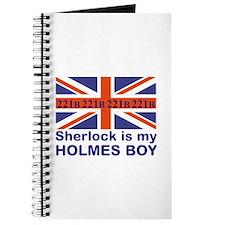 Holmes Boy Sherlock Journal