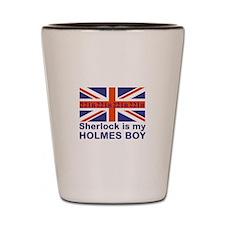 Holmes Boy Sherlock Shot Glass