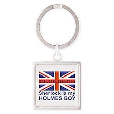 Holmes Boy Sherlock Keychains