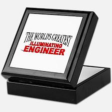 """""""The World's Greatest Illuminating Engineer"""" Tile"""