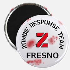 Zombie Response Team Fresno Magnet