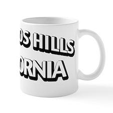 Los Altos Hills Mug