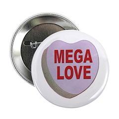 Mega Love Valentine Candy Heart 2.25