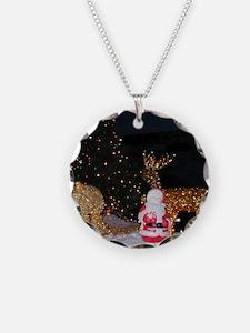 Alan's Reindeer Necklace