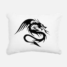 Dragon Rectangular Canvas Pillow