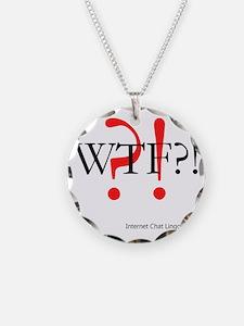 WTF?! Necklace