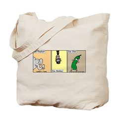 Zoochini Tote Bag