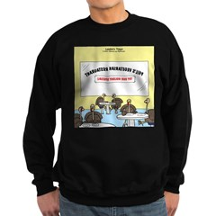 Veggy Turkeys Sweatshirt (dark)