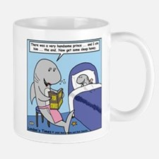 Shark Bedtime Story Mug