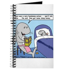 Shark Bedtime Story Journal