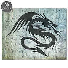 Dragon Art Puzzle