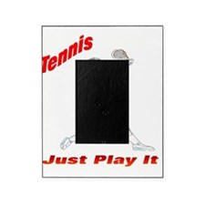 tennis player apparel Picture Frame
