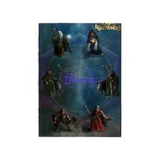 The Dwarves - Poster (large) 5'x7'Area Rug