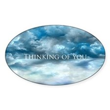 Thinking of you Bumper Stickers