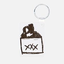 2-jug Keychains