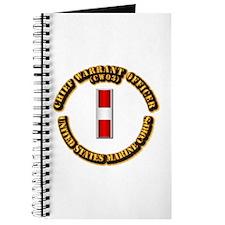 USMC - Chief Warrant Officer - CW3 Journal