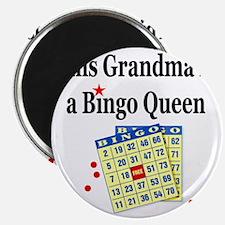 2-bingo 1 Magnet