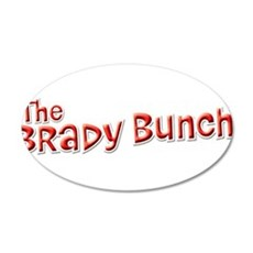 The Brady Bunch Wall Decal