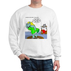 Rhino Dress Sweatshirt
