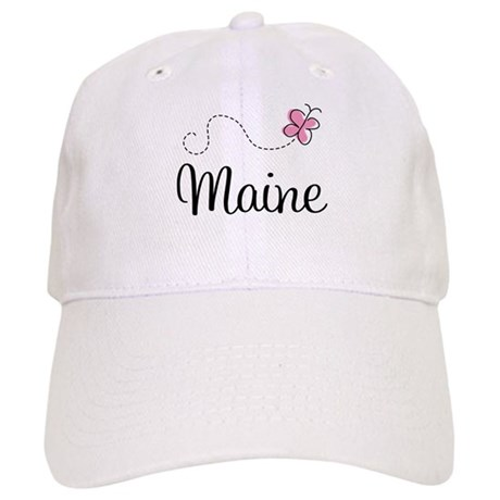 Pretty Maine Cap