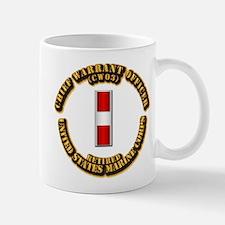 USMC - CW3 - Retired Mug