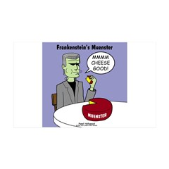 Frankensteins Muenster Wall Decal