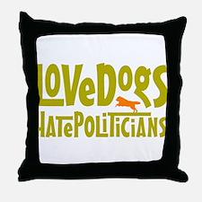 Belgian Tervuren Throw Pillow